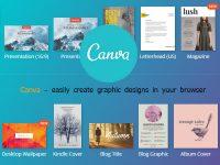 สร้าง infographic ออนไลน์ ผ่านเว็บ canva